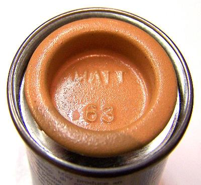 63  Humbrol (Matt) Enamel    Sand  AA0686