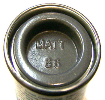 Humbrol 66  (matt) Enamel  Olive Drab AA0730