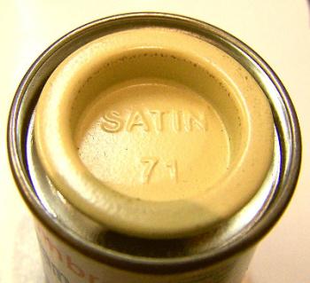 71  Humbrol (Satin) Enamel    Oak  AA0789