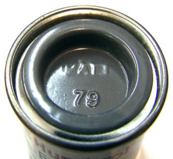 79  Humbrol (matt) Enamel    Blue Grey AA0878