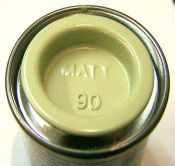90  Humbrol (matt) Enamel    Beige Green AA0998