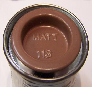 118  Humbrol (matt) Enamel   US Tan  AA1300