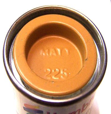 Humbrol 225  (matt) Enamel   Middle Stone AA7225