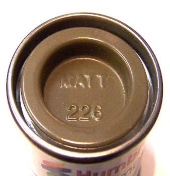 226  Humbrol (matt) Enamel   Interior Green AA7226