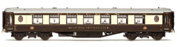 Hornby R4479  8 wheel Pullman Third Class Parlour Car 'No 34'
