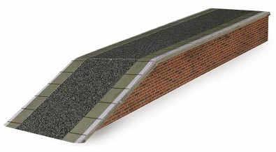 PO216  Brick platform