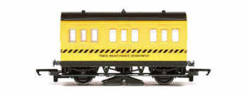 Hornby R296-SP  Track cleaning wagon  'OO' gauge