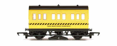 R296  Track cleaning wagon  'OO' gauge