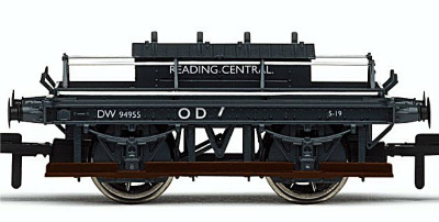 R6643  BR Shunters Truck \'Reading Central\'