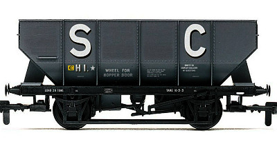 R6566  S & C 20 ton hopper wagon