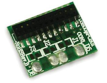 Bachmann 36058   21 pin decoder blanking plate (x10)