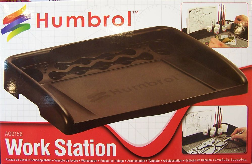 AG9156 Humbrol Workstation