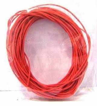 Wire 7/0.2  Red  x 10 metres