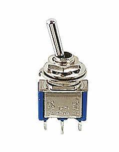SPDT   Switch for solenoid point motors