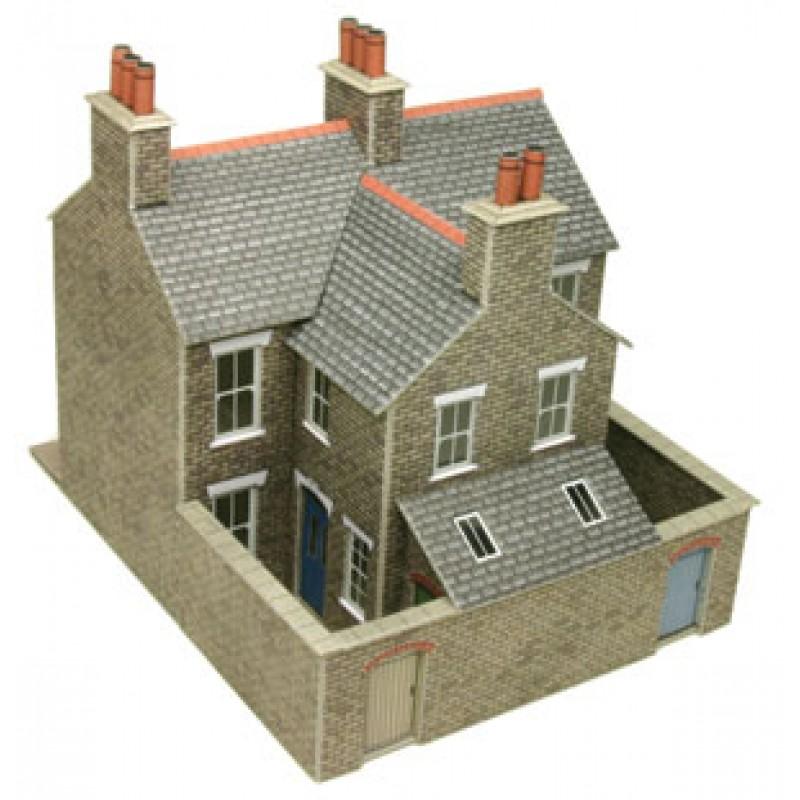 PO262  Terrace house (stone)