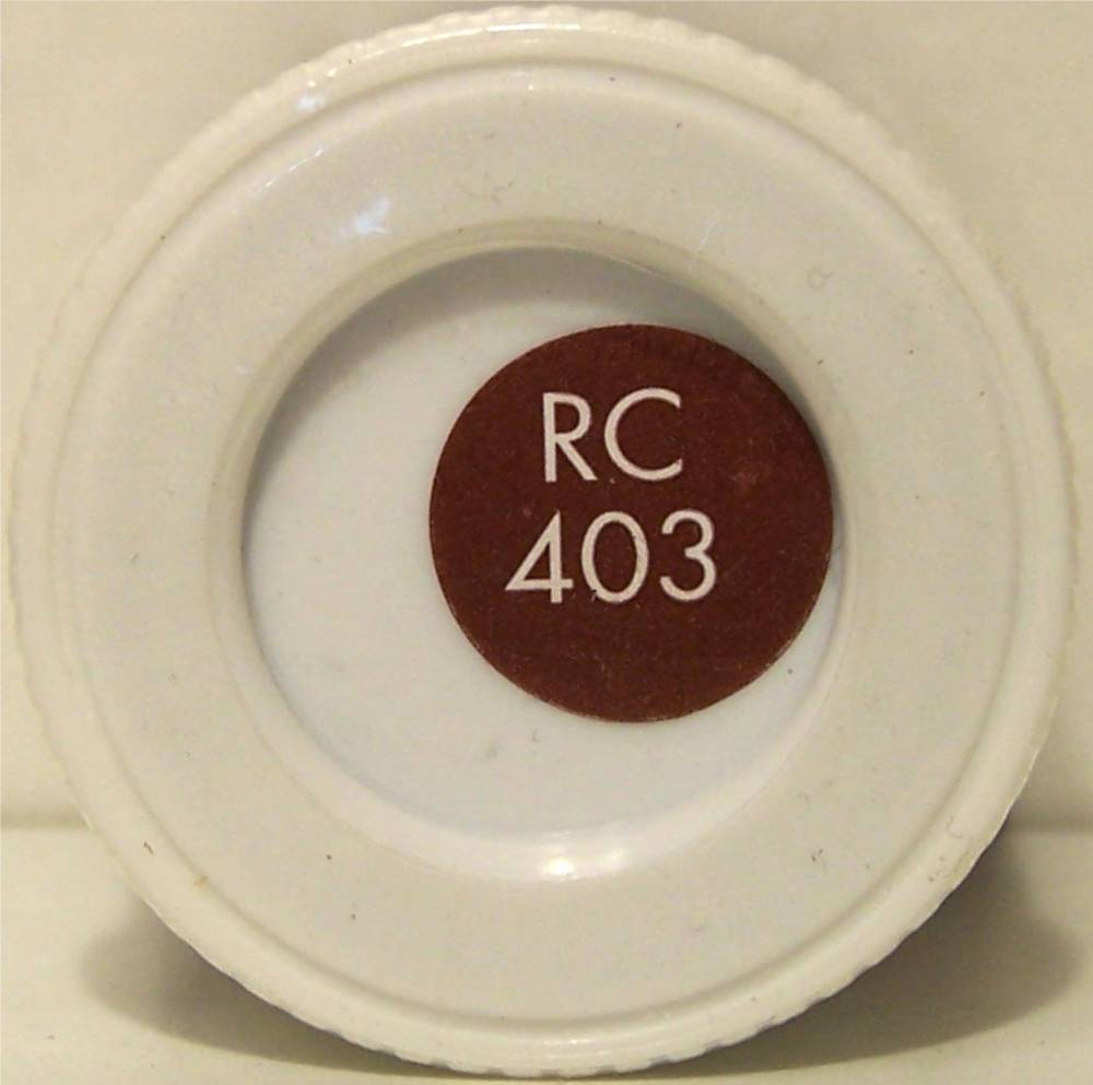RC403 Crimson Lake Matt - 14ml Acrylic Rail Colour Paint - AB2403