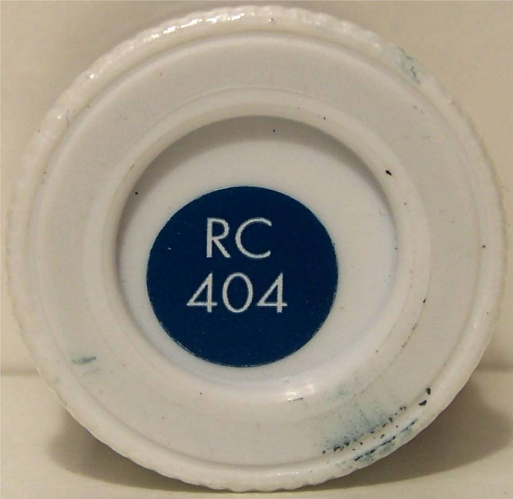 RC404 Garter Blue Matt - 14ml Acrylic Rail Colour Paint - AB2404