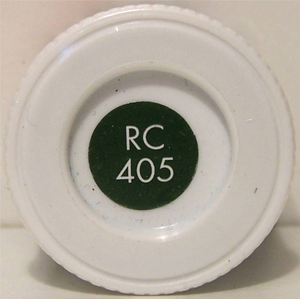 RC405 GWR/BR Green Matt - 14ml Acrylic Rail Colour Paint - AB2405