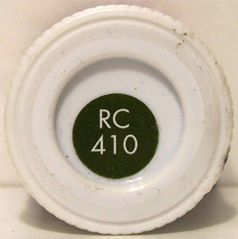 RC410 Maunsell Green Matt - 14ml Acrylic Rail Colour - AB2410