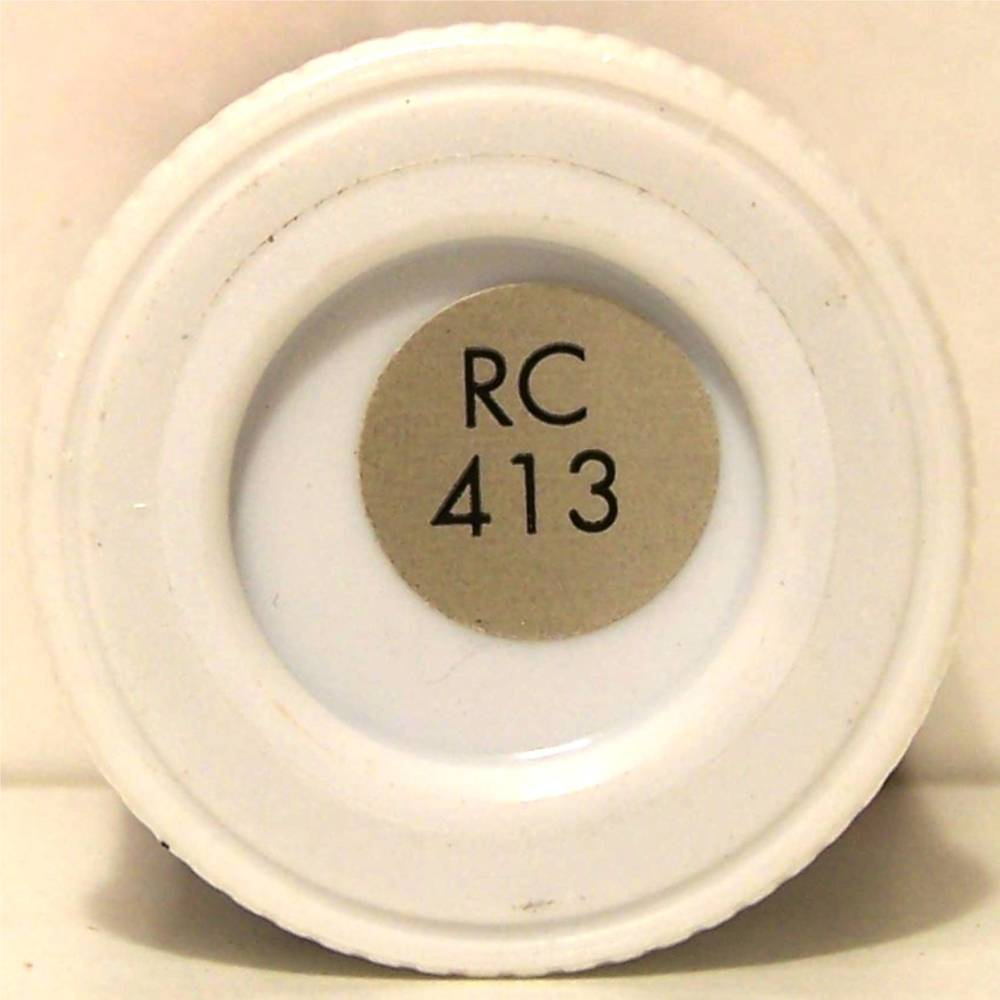RC413 Engineers Grey Matt - 14ml Acrylic Rail Colour Paint - AB2413