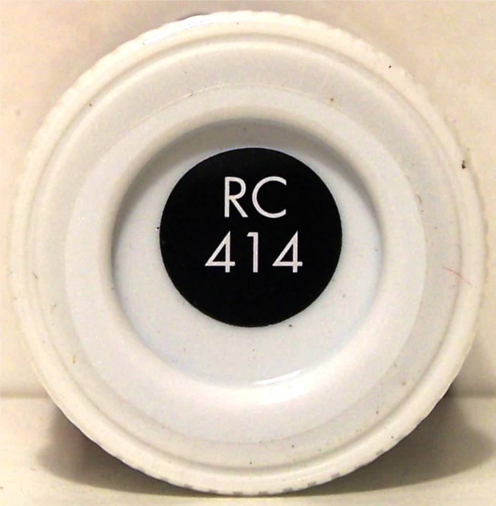 RC414 Executive Dark Grey Matt - 14ml Acrylic Rail Colour Paint - AB2414
