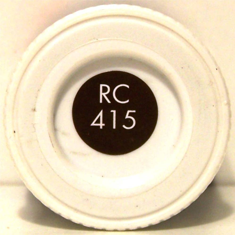 RC415 Pullman Umber Brown Matt - 14ml Acrylic Rail Colour Paint - AB2415