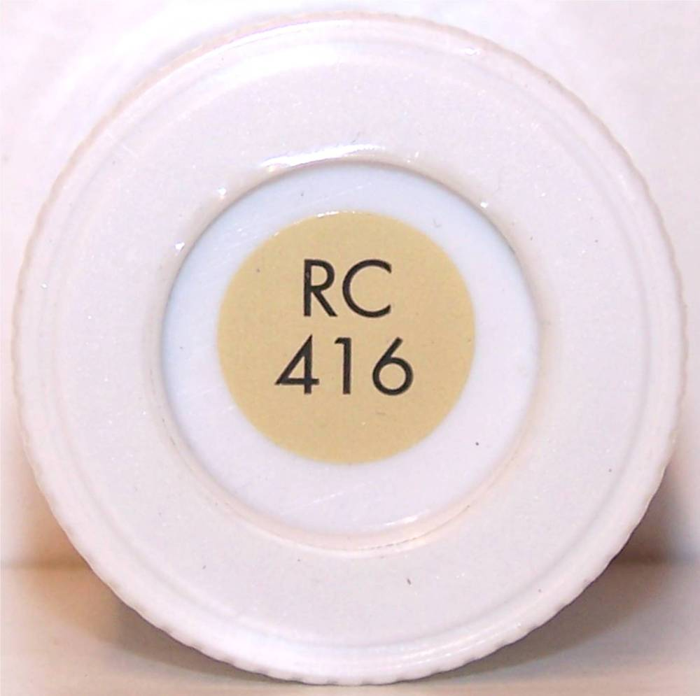 RC416 Pullman Cream Matt - 14ml Acrylic Rail Colour Paint - AB2416
