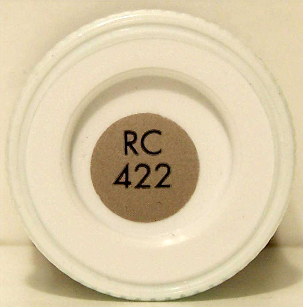 RC422 Intercity Grey Matt - 14ml Acrylic Rail Colour Paint - AB2422