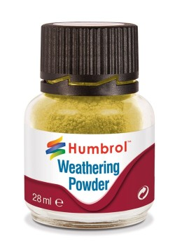 AV0003  Weathering Powder Sand - 28ml (Humbrol)