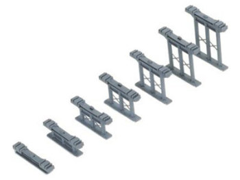 Hornby R658  Inclined Piers   'OO'