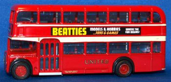 EFE 14102  Bristol F.L.F Lodekka 'United' 'Beaties' (1:76)