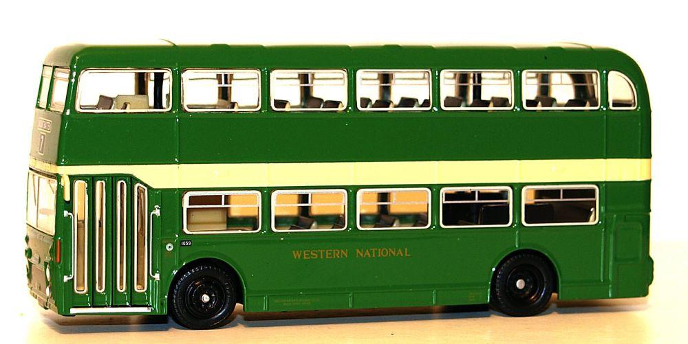 EFE 38112   Bristol VRT 'Western National'