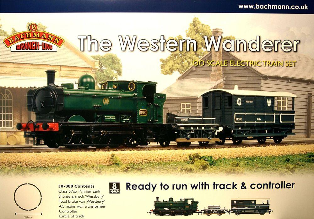 Bachmann 30-080  The Western Wanderer