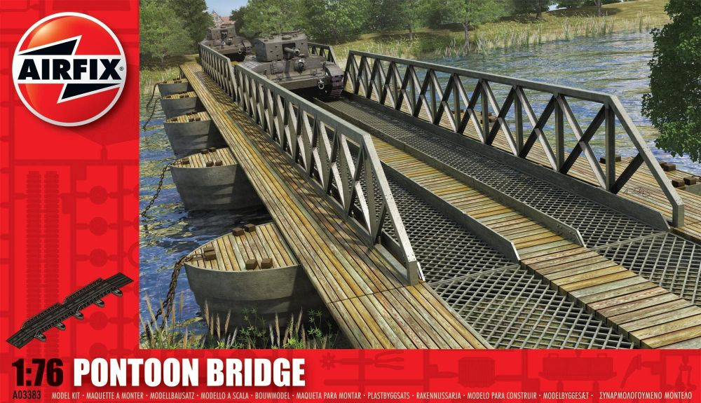 Airfix A03383   Pontoon Bridge
