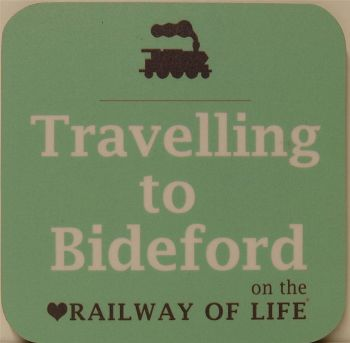 Travelling to Bideford on the Railway of Life