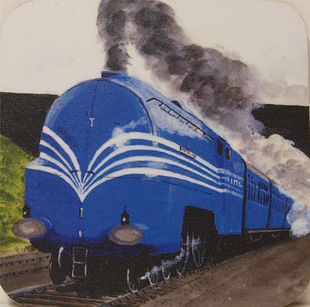 Coronation Scot train 6220