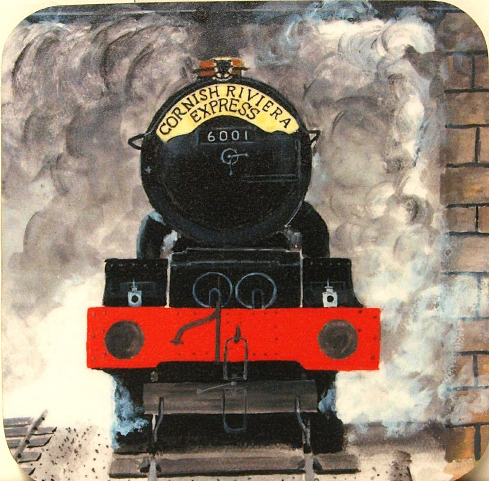 King Edward VII & The Cornish Riviera Express