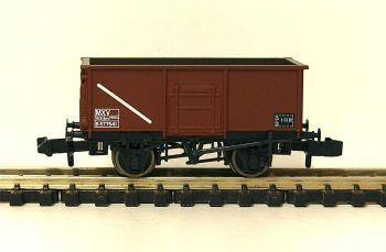 Graham Farish 377253A    16 Ton Steel Mineral Wagon BR bauxite