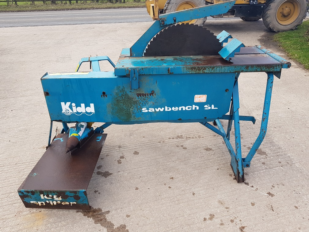Kidd PTO Sawbench 3