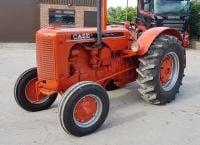0037: Case LA Comfort King Tractor.