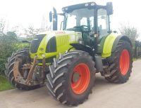 0104: Claas Arion 640.  Year 2011