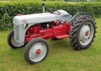 0067: Ford 8N Petrol Tractor.