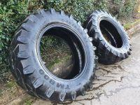 0312: 540/65 R34 Pair Trelleborg TM 800 High Speed Tyres