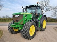 0005: John Deere 6175R  Year 2017, Only 4726 Hours. 50Kph Auto Quad