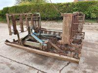 0089: Dutch Harrows, 14ft Hydraulic Folding.