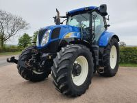0104: New Holland T6090 Tractor, Full Spec,  50KPH, Year 2011.