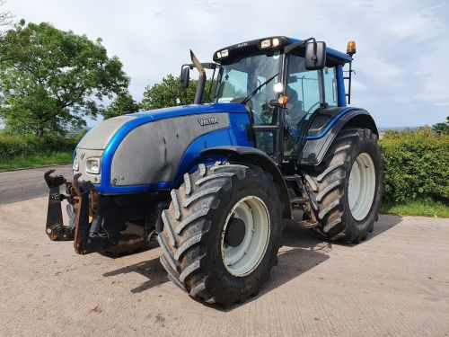 0096: Valtra T151e, 2009  5821 Hours,  50K, Front Links & PTO.