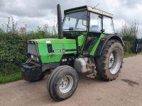 0015: Deutz 4.30 2wd Tractor. 1987 D Registration
