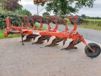 0101: Gregoire Besson 4 Furrow Vari Width Plough