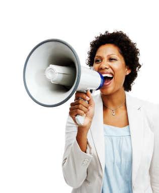 NEW Trumpet Woman